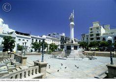 Plaza Colon  in San Juan
