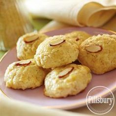 Oatmeal Lemon-Cream Cheese Cookies from Pillsbury® Baking