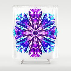 SACCA Shower Curtain by Chrisb Marquez - $68.00