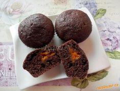 Cuketové muffiny s meruňkami