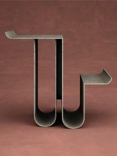 side table by Francesco Balzano