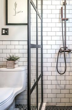 Form Meets Function in an Impressive Bathroom Renovation | Rue