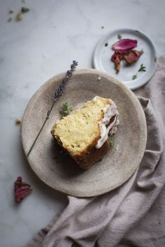 Local Milk | Herbes de Provence  Rose Olive Oil Cake