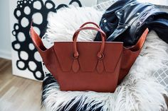 Céline Tie Handbag