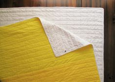 The Brighten Up Quilt  Modern Ombre Quilt by VKmadequilts on Etsy