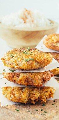Tortitas de atún, el acompañante ganador en tus comidas. | 16 Deliciosas y sencillas recetas con una lata de atún que alegrarán tu día