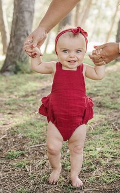 Toddler Outfits, Girl Outfits, Toddler Girl Style, Baby Boy Romper, Baby List, Organic Baby Clothes, Baby Month By Month, Trendy Baby, Kids Fashion