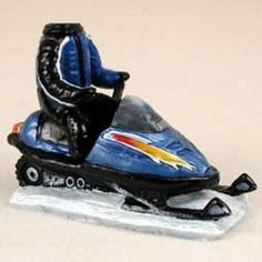Snowmobile Vehicle Doogie Body Component