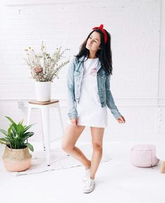 Emma Verde, Youtubers, Shirt Dress, Collection, Celebrities, Diy, Outfits, Clothes, Dresses