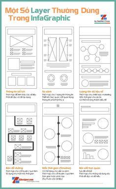 iZdesigner.com - Một Số Layer Thường Dùng Trong Infographic