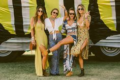 The renowned music festival, Coachella, is coming up next weekend and we couldn't be more excited to see all the looks. Sure, it's a music fest , but our favorite part is checking out all the awesome outfits everyone puts together. Bohemian chic to edgy 90's looks, Coachella is filled with outfit inspo for …