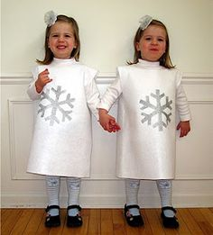 My Favorite Things...from the teaching Mom: Snowflake Costume??