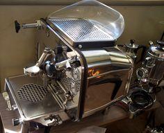 Faeme E61 Calassic Espresso:  Where it all began:  awesome espresso made in Italy