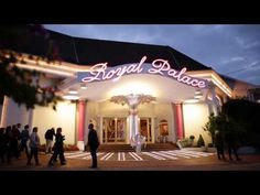 Royal Palace, Music Hall à Kirrwiller - #Alsace