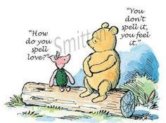 Classic Pooh Bear