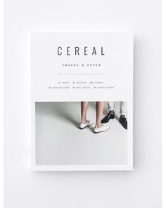Cereal Magazine is arguably one of the world's most ambitious and aesthetic travel and style magazines. Published biannually, it's a filled with poetic and calm photography and beautifully written articles.  <br><br> This volume features travel chapters