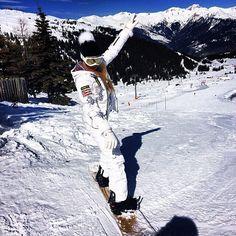Snowboarding Gear, Ski And Snowboard, Baby Winter, Winter Snow, Snow Outfit, Ski Fashion, Strike A Pose, Winter Wonderland, Surfing