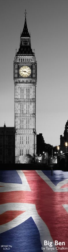 Big Ben by Tanya Chalkin | LOLO❤︎