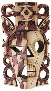 Mayan Mask - Turtle Headdress $299.00