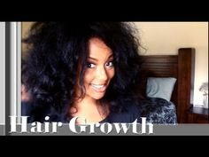 Hair Growth With Wigs: 3 Years Natural [Video] - http://community.blackhairinformation.com/video-gallery/hair-growth-videos/hair-growth-3-years-natural-video/