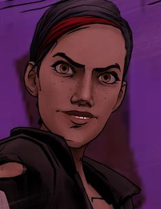 bloody mary (the wolf among us)
