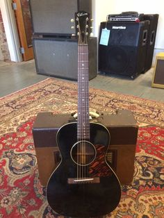 1937-:-1942 (?) Gibson L-0