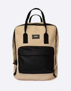 mochila beige College Bags For Girls, Beige, Fashion Backpack, Backpacks, Bts, Shopping, Purses, Totes, Backpack