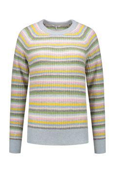Ganni Pullover Mercer in Multicolour - K1036 2377 999