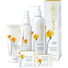 everclēn® skincare formulas are clinically and dermatologically tested and proven safe for sensitive skin, non-irritating, hypoallergenic, non-comedogenic and vegan friendly. Really clean ingredients.  Non-GMO.   Offers real alternatives that give you department store results…naturally.  855-646-0794, www.everclen.com