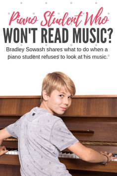 Piano By Ear Does your student refuse to look at his music while he plays? Does he always prefer to play by ear? Guest Bradley Sowash shares his expertise. Teaching Aids, Piano Teaching, Learning Piano, Piano Games, Piano Music, Piano Lessons, Music Lessons, Learn Piano Beginner, Piano Quotes