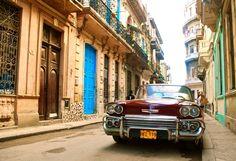Heavy Chevy —Havana, Cuba