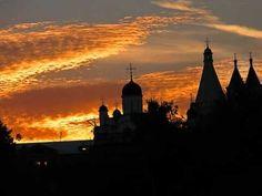 Now the Powers of Heaven  Moscow Sretensky Monastery Choir