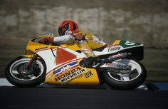 Donington GP1989 - Reinhold Roth by Neil Papworth, via Flickr