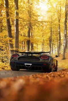 #Agera RS by Oskar Bakke Photography