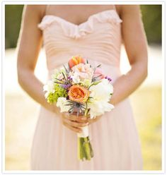 bridesmaid bouquet  http://www.f5photography.com/  via 100 layer cake