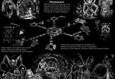 Legendary & obscure Black Metal board game CAVE-EVIL to be re-printed this year.