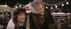 It's Hobbit Day! Happy Birthday, Bilbo and Frodo!
