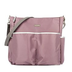 DIAPER BAG IN A COOL PINK ROSE COLOUR DESIGN: The best choice for mums aiming to carry the most important baby essentials in a stroller bag, while looking different from the rest with a unique and exclusive style. Ideal for Chic soft Pink bag lovers! Stroller Bag, Kids Lunch Bags, Toddler Backpack, Changing Mat, Baby Diaper Bags, Prams, Baby Essentials, Bag Sale, Handbags