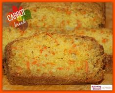 My kids, who do not love vegetables, saw me shredding all the carrots for this easy carrot bread recipe. They made faces, but the whole loaf went at dinner! Carrot Bread Recipe, Carrot Recipes, Bread Recipes, Cooking Recipes, Pudding Recipes, Dessert Recipes, Bread Mix, Danish Food, Dough Recipe