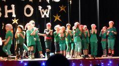Allstars Karácsonyi Gála - Nyitó Tánc - Mézeskalács ház - Karácsonyi Manók