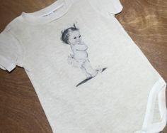 baby girl onesie, baby girl, Infant onesie- girls, infant bodysuit, baby onesie, baby bodysuit-Vintage baby - Edit Listing - Etsy