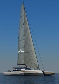 McLaren Designed Ultraluxum CXL Super Yacht...
