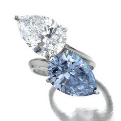 Rare Diamond Ring, Alexandra Reza