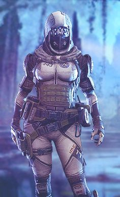 Titanfall  +  Female pilots