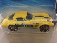 Hot Wheels - Corvette Grand Sport (2010)