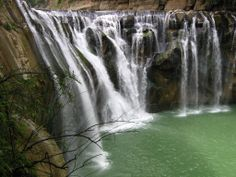 Shifen Falls | Panoramio - Photo of 十分瀑布美景 Beautiful Shifen Falls, Taiwan
