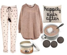 Blush pink lazy day outfit - Lingerie, Sleepwear & Loungewear - amzn.to/2ieOApL