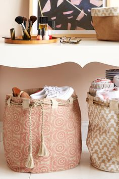Organize your home in style.
