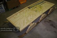 Smitty built sleds Luge, Fishing Tips, Fishing Stuff, Ice Fishing Sled, Ice Shanty, Mobile Project, Kenai River, Woodworking, Bait