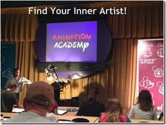 Find your inner artist! - Travel With The Magic-Check out this blog about a hidden treasure inside Hollywood Studios! courtney@travelwiththemagic.com